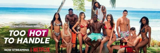 Sharron Townsend of Camden is one of 10 contestants on Netflix's new reality dating series, 'Too Hot to Handle.'