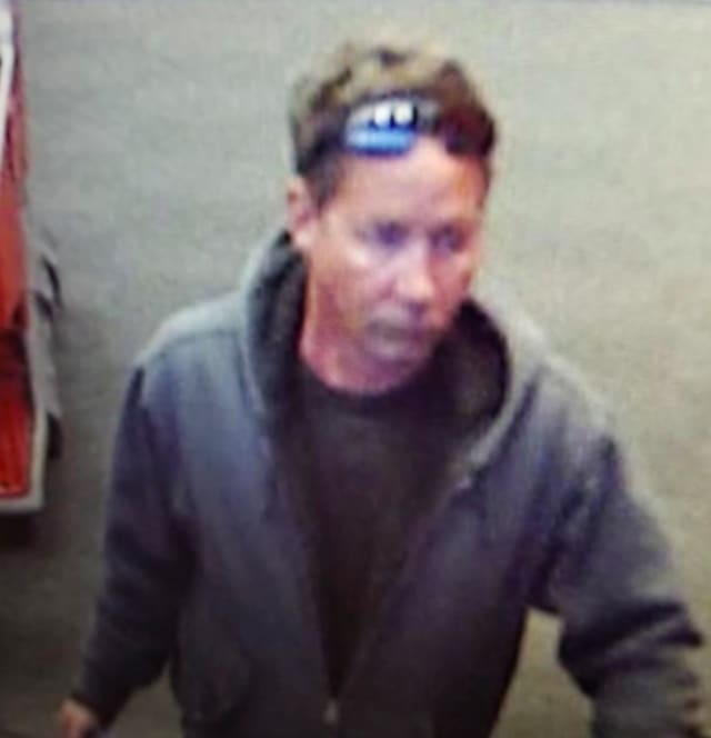 Brick police released this surveillance photo from the Route 70 Target.
