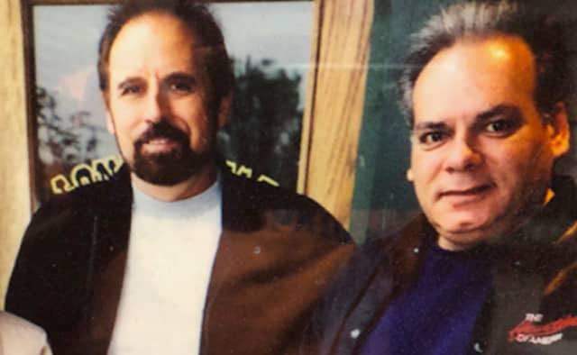 Dennis and James Traverso