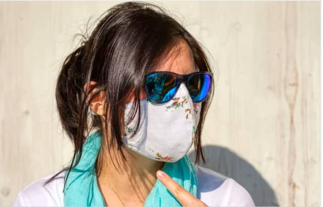 Can't social distance outside? Wear your face mask, said Gov. Phil Murphy, who will be signing an executive order Wednesday mandating the practice.