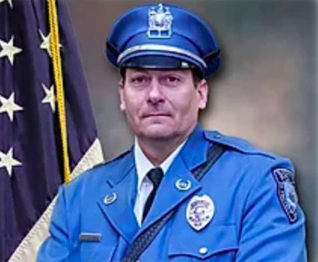 Officer Gary Walker