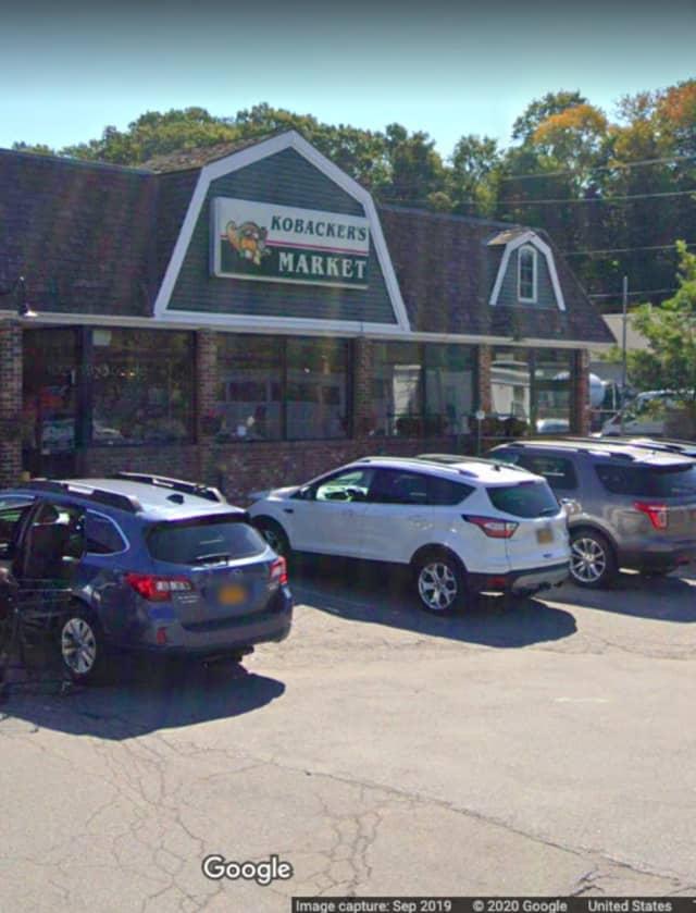 Kobacker's on North Main Street in Brewster.
