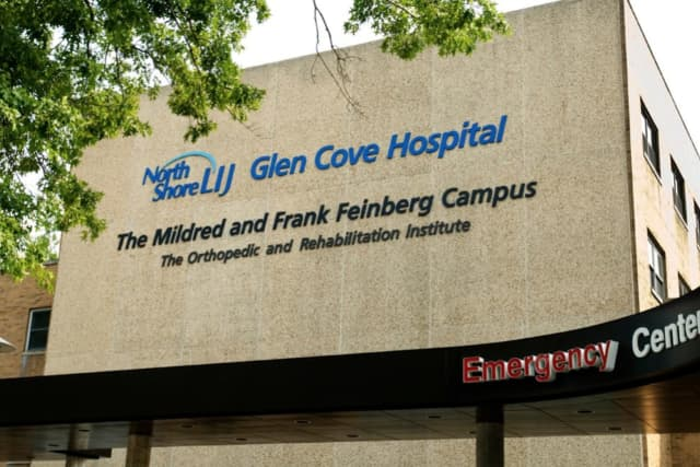 The ambulette was en route to Glen Cove Hospital at the time of the fatal crash.