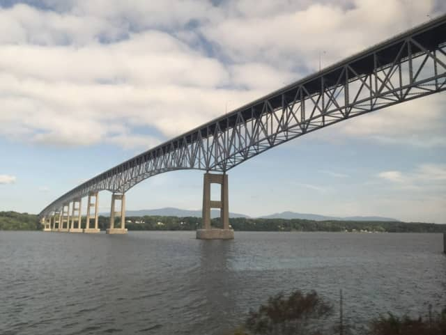 A man was found dead after jumping from the Kingston-Rhinecliff Bridge in Kingston.
