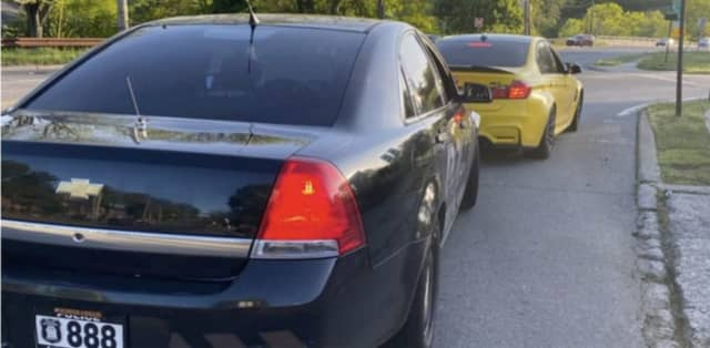 A team effort by local law enforcement issued more than 110 tickets to speeders and for other violations during a special operation.