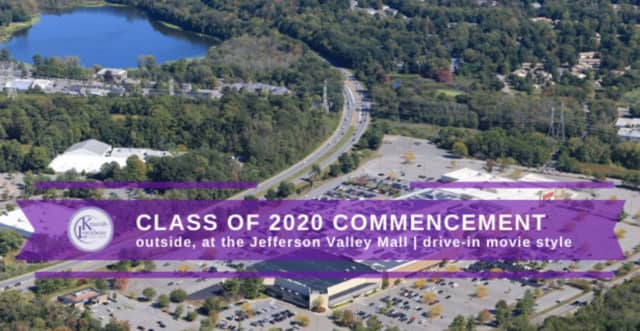 There will be three Northern Westchester high schools celebrating the 2020 commencement at the Jefferson Valley Mall.