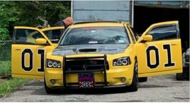 A 2006 Dodge Charger