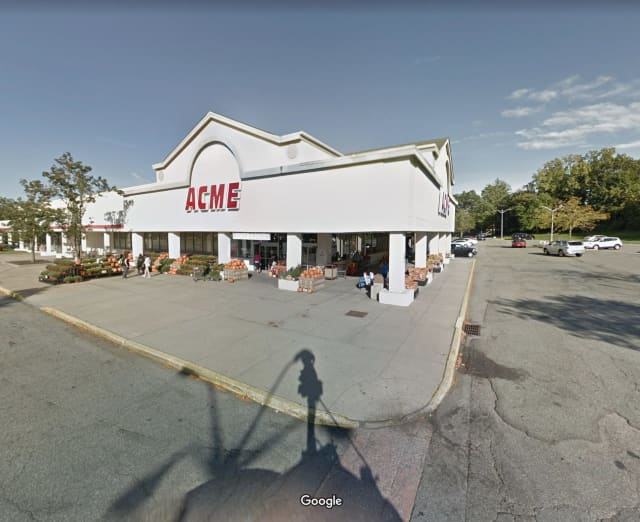 Yorktown woman arrested for allegedly stealing from area Acme supermarket.