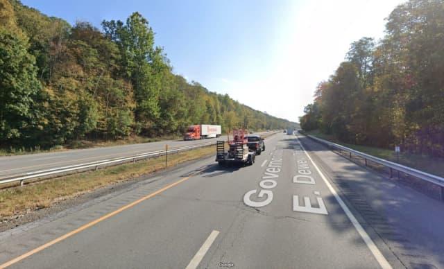 I-87 in Woodbury