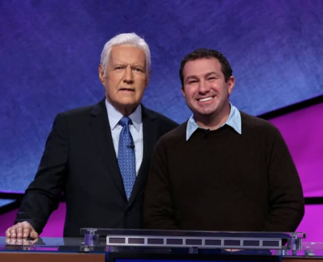 Rye English teacher Peter Gouveia appeared on Jeopardy this week.