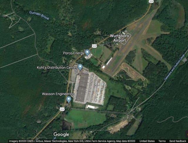 Wurtsboro Airport