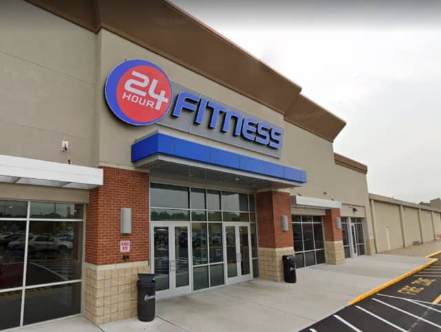 24 Hour Fitness in Woodbridge.
