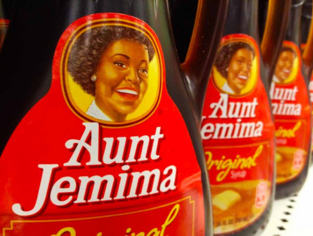 The face Aunt Jemima Syrup, Ethel Ernestine Harper, has a unique connection to Morristown history.