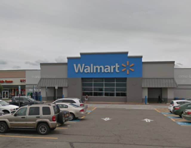 Walmart in Mt. Olive Township