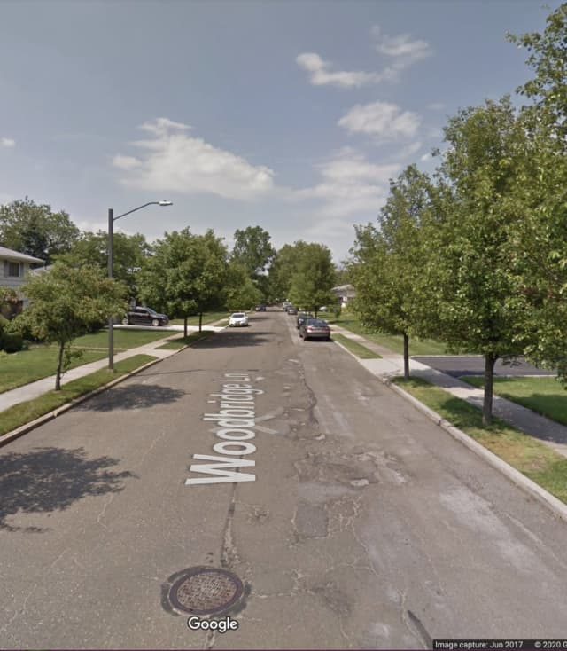 Two Long Island residents were attacked by four men who allegedly broke into their vehicle.