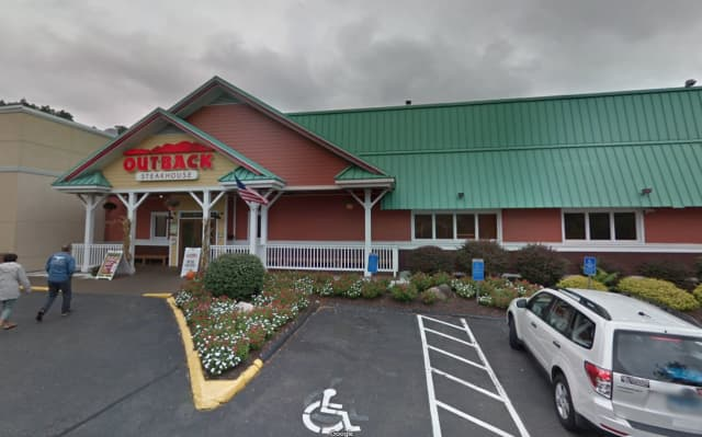 The Outback Steakhouse in Danbury is set to permanently close.