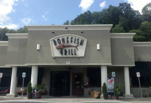 The Bonefish Grill in the Town of Poughkeepsie has closed permanently.