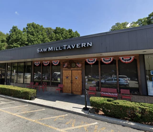 The Saw Mill Tavern in Ardsley will appear in an episode of a new Food Network show next month.