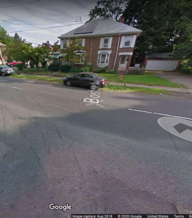 Boston Avenue and Pembroke Street in Bridgeport.