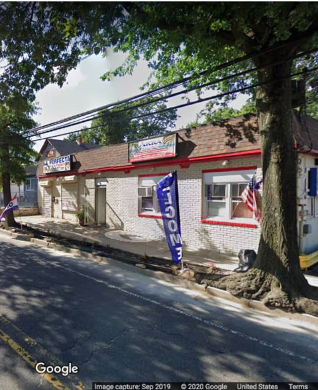 Akra Haitian Deli in Huntington was one of the businesses burglarized, police said.