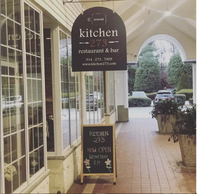 Kitchen 273 in Westchester County has closed.