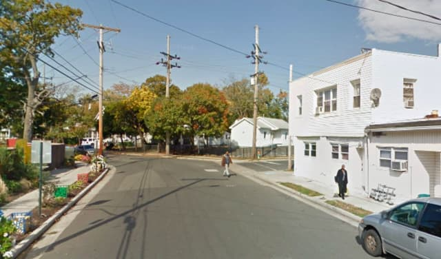 The 1200 block of Washington Avenue in Asbury Park.