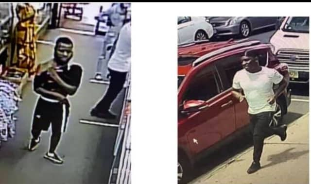 Newark police are seeking these robbery suspects.