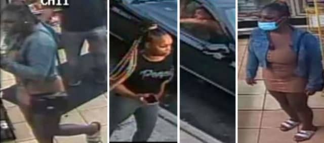 Police are seeking the public's help identifying suspects who orchestrated an armed robbery and vehicle theft in Newark.