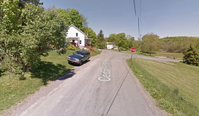 An Ulster County man allegedly stole and crashed three vehicles.