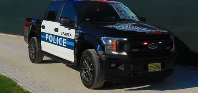 Sparta police