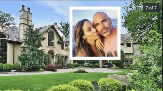 """""""Real Housewives of New Jersey"""" couple Melissa and Joe Gorga are taking another crack  -- their fourth -- at selling their 9500-square-foot Montville mansion."""