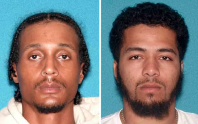 Quinton D. Parks, 30, of Plainfield and Jose I. Lopez, 25, of Iselin
