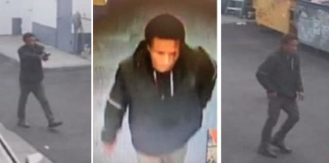 Police are on the lookout for the man who pointed a handgun at a worker at Family Dollar on the 800 block of North 6th Street around 6:40 p.m., Newark Public Safety Director Anthony F. Ambrose said in a release.