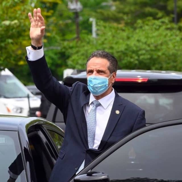 Gov. Andrew Cuomo took on the CDC and federal government.