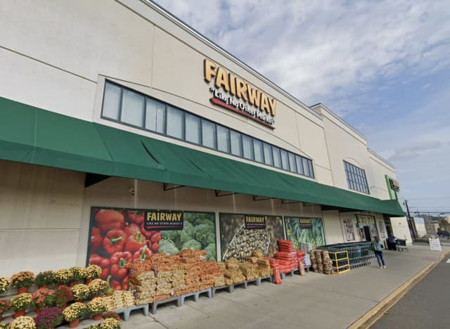 Fairway Market in Stamford.