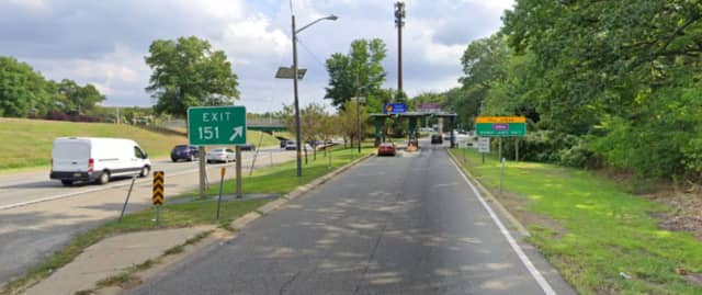 Exit 151 to Montclair/Bloomfield just before the Watchung Avenue overpass.