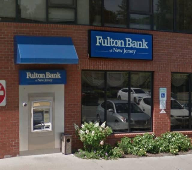 Fulton Bank in Hackettstown (176 Mountain Ave.)