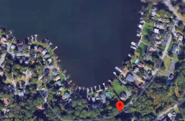 King Road is located along the King Cove section of Lake Hopatcong.