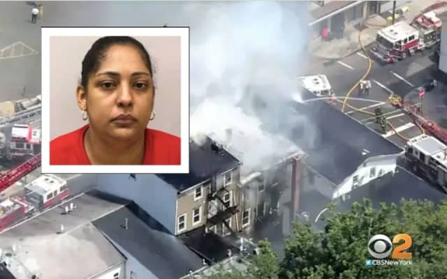 It was unclear why Yanit Valdez, of Paterson, set fire to the building at 40 Cianci St., on Aug. 3, authorities said.
