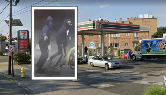 Brandon K. Boyd, of Belleville, and another man forced their way into the gas attendant booth at the Bloomfield Avenue 7-Eleven on Aug. 12, Bloomfield Public Safety Director Samuel DeMaio said.