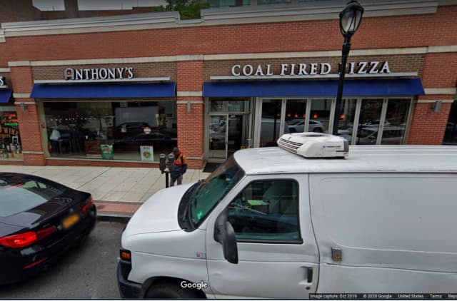 Anthony's Coal Fired Pizza in White Plains.
