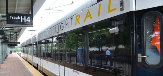 NJ Transit light rail