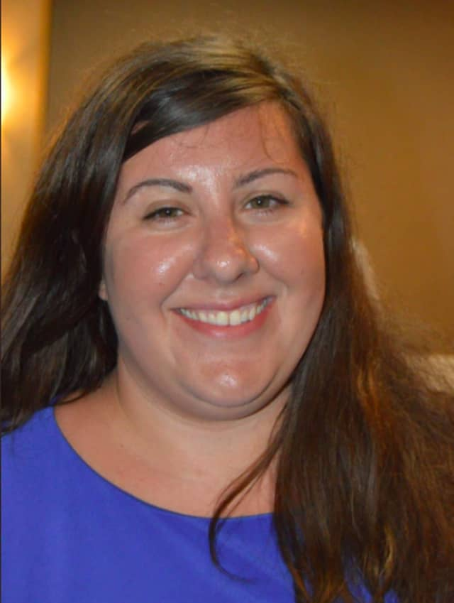 Ashley Dittus, current Board of Elections Democratic Commissioner and candidate for the position of Ulster County Democratic Committee chair.