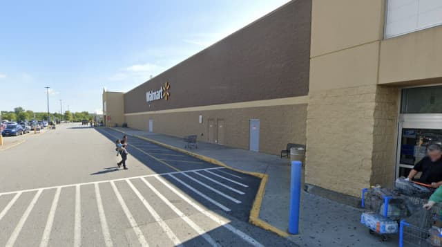 A man allegedly attempted to rape a woman at Walmart in Wallkill.