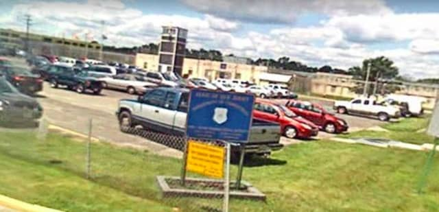 Mid-State Correctional Facility in Fort Dix