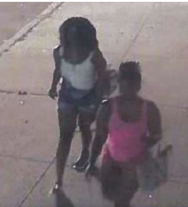 The women were in the vicinity of a firearm discharge reported on the 200 block of South 8th Street around 4:10 a.m., Aug. 25, Newark Public Safety Director Anthony F. Ambrose said.