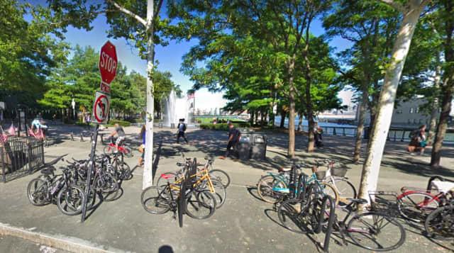 Pier A in Hoboken