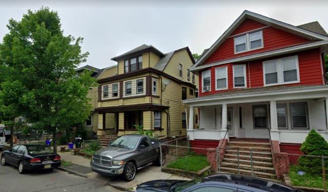 800 block of South 19th Street