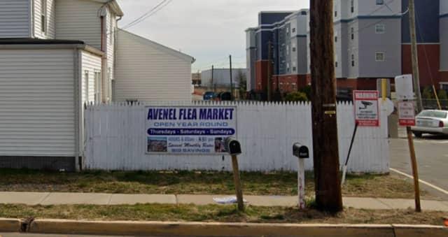 Avenel Flea Market