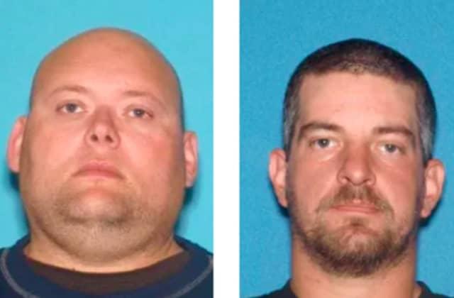 Jay Davenport II, left, and Craig Paxton